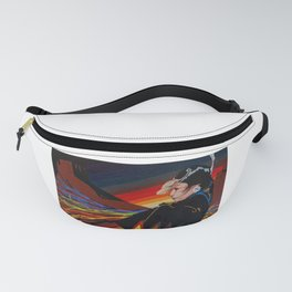 Shaw Dancer #1 Square Fanny Pack