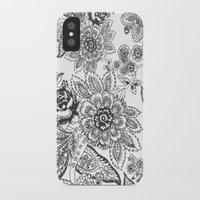 batik iPhone & iPod Cases featuring Batik by Tisha Haryanto