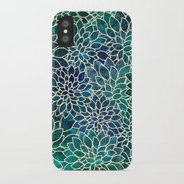 Floral Abstract 4 iPhone Case