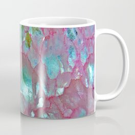 Pink Agate Formation Coffee Mug