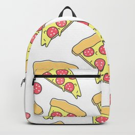 FUNNY PIZZA PATTERN Backpack