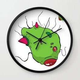 Lumpy Wall Clock