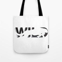 wild:hidden #2 Tote Bag