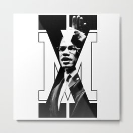 MX Metal Print