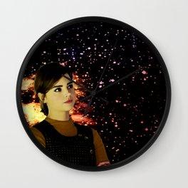 Oh My Stars! Wall Clock