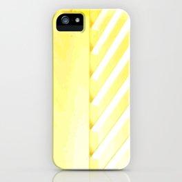 Desert Rays iPhone Case