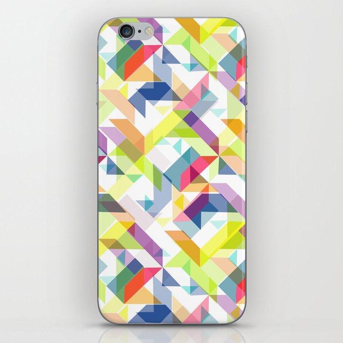 Aztec Geometric II iPhone Skin