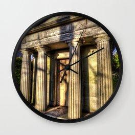 Kensal Green Mausoleum Wall Clock