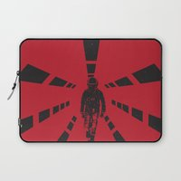 2001 a space odyssey Laptop Sleeves featuring 2001 by Geminianum