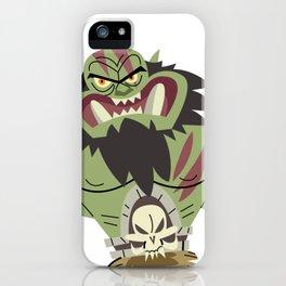 Xull! iPhone Case