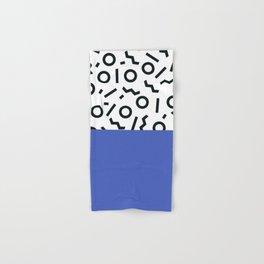Memphis pattern 44 Hand & Bath Towel