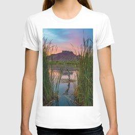 Pastel Evening T-shirt