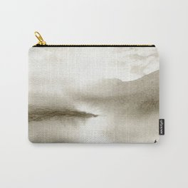 Sepia Light Carry-All Pouch