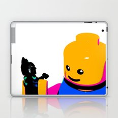 Pop Art Lego Man Laptop & iPad Skin