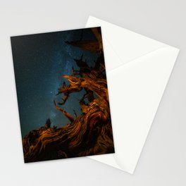 Golden Pine. Stationery Cards