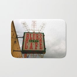 Blues City Cafe, Beale Street, Memphis Bath Mat
