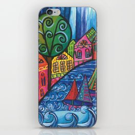 The Watershed iPhone Skin
