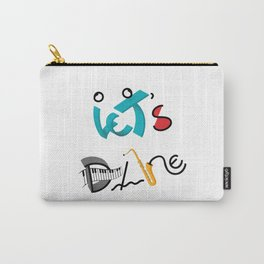 Type Let's Dance Carry-All Pouch