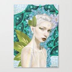 Fairy trip Canvas Print