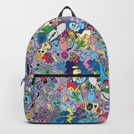 Cartoon Graffiti Fun Backpack