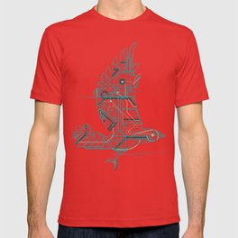 Wind-Up Bird T-shirt