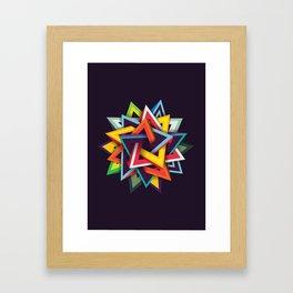 Endless Magen Framed Art Print