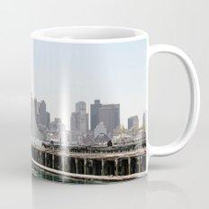 Boston By Day Mug