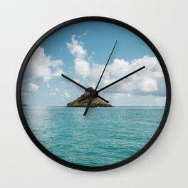 Mokoli'i Wall Clock