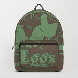Fresh Eggs Backpack