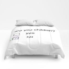 Litmus Comforters