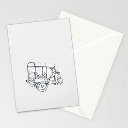 Tuk Tuk Thailand Stationery Cards