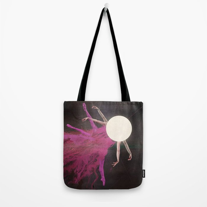 Ballet dancer Tote Bag