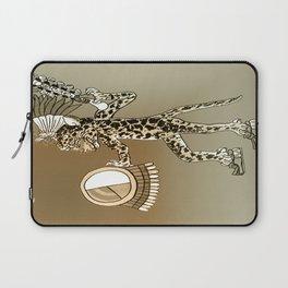 Pre-Columbian  Jaguar Shaman Laptop Sleeve