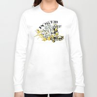 poker Long Sleeve T-shirts featuring Poker face by Tshirt-Factory