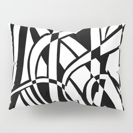 smoothed confusion Pillow Sham