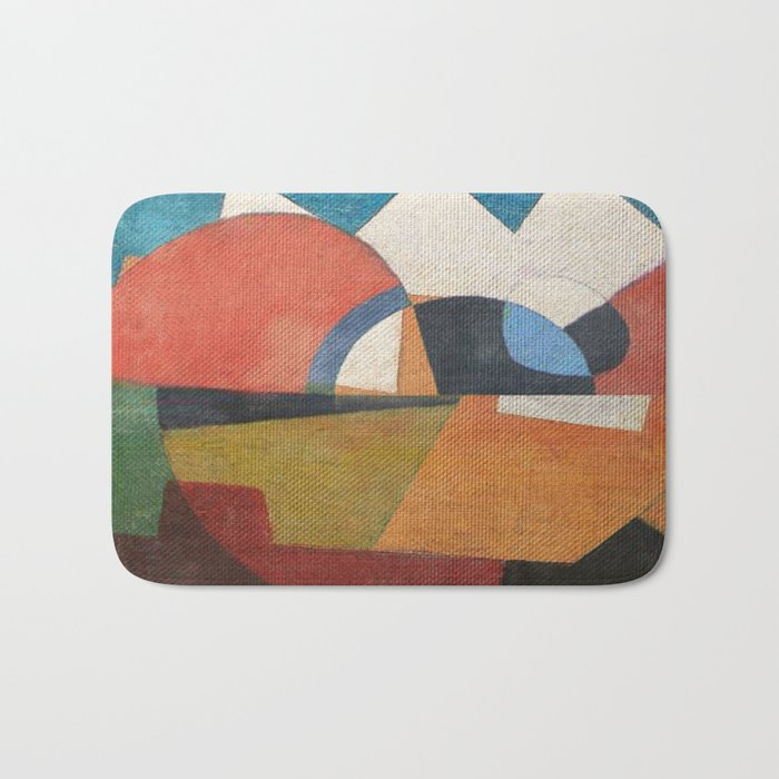 The South of the Realism Bath Mat