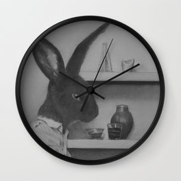 Not quite the black sheep of the family Wall Clock