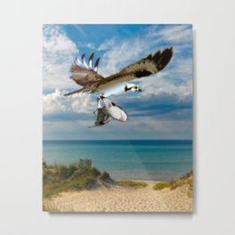 Osprey: The New Normal Metal Print