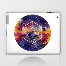 Sacred Geometry Icosahedron 01 Laptop & iPad Skin