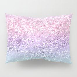 Unicorn Girls Glitter #1 #shiny #pastel #decor #art #society6 Pillow Sham