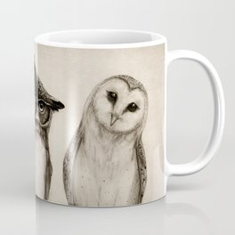 The Owl's 3 Coffee Mug