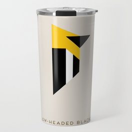 Yellow-Headed Blackbird Travel Mug
