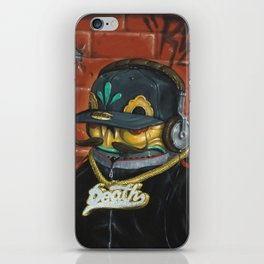 Death Bling. iPhone Skin