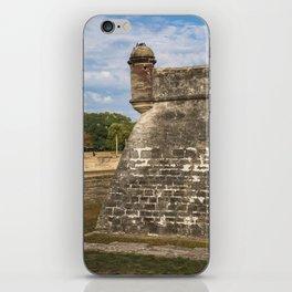 Castillo de San Marcos iPhone Skin