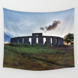 Stonehenge WWI Memorial Wall Tapestry