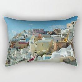 Thira Beauty Rectangular Pillow