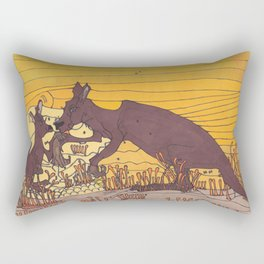 Roo Love Rectangular Pillow