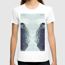 city in the sky T-shirt