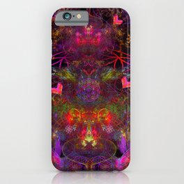 Love Exuded From The Crown iPhone Case