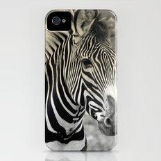 Zebra Slim Case iPhone (4, 4s)